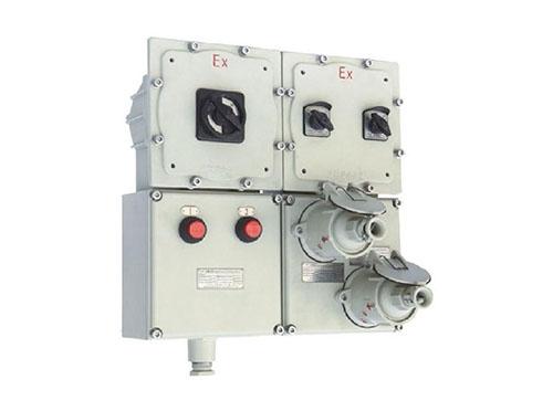 BKX51系列防爆控制箱(ⅡB、ⅡC、DIPA20)